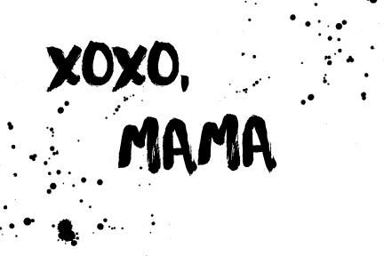 XOXO-mama