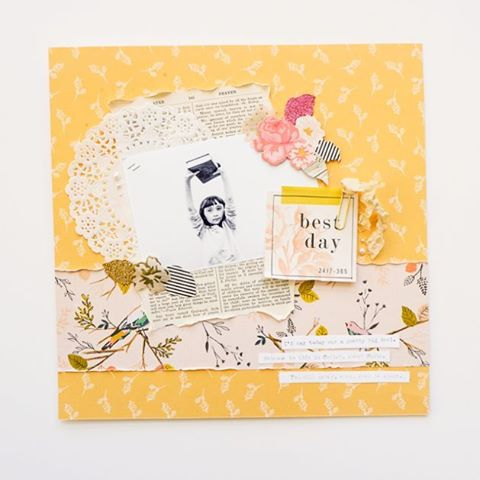 ScrapMyWeek No 6 is done and blogged and loved
