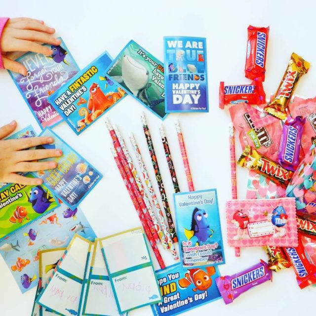 Growing up my favorite day in school was Valentines Day!hellip
